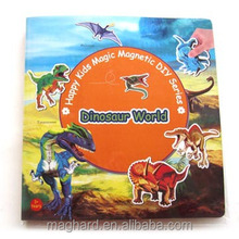 factory directly manuf creative magnet toy, DIY magnetic game ,customized magic magnetic game