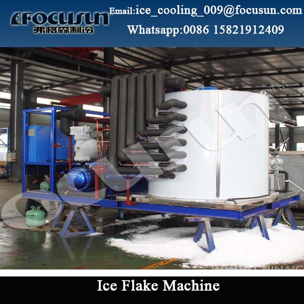 Focusun ice flake factory machine plant for vietnam