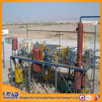 10-300T/D sunflower oil refinery mill with CE ISO
