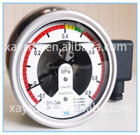 Modern Power Plants China Manufacture Size 60-63mm All Stainless steel digital tire pressure gauge