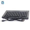 Cherry Membrane Pos 78 Keyboard with Card Reader & 6 Electronic Locks