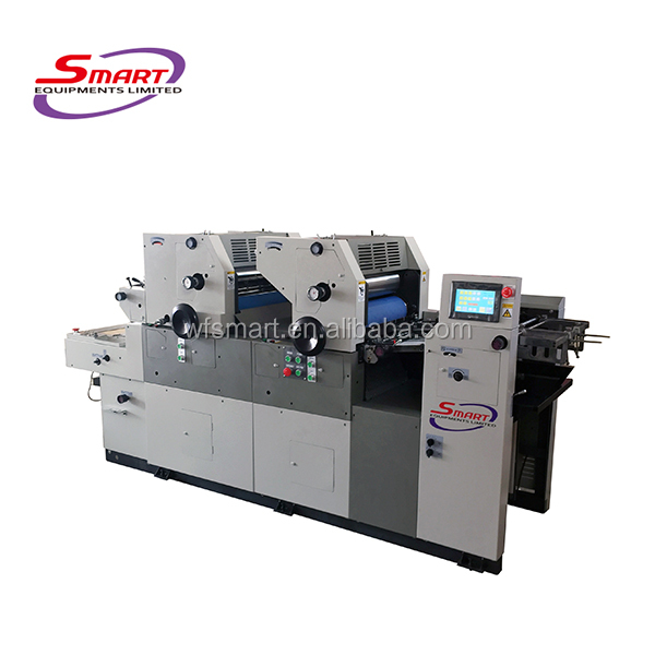 China Cheap Offset 2 Color Printing Machine