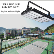 Outdoor replace 1000W Metal Halide Lamp LED Flood Light 400W for Tennis Court