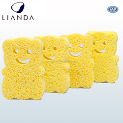 Customzied Water absorb Cellulose sponge, cellulose sponge material