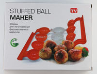 stuffed mighty ball maker meatball