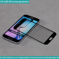 Full coverage color privacy screen protector for Samsung Galaxy S6