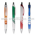 2017 new hot selling best quality customized logo ball pen office school pen