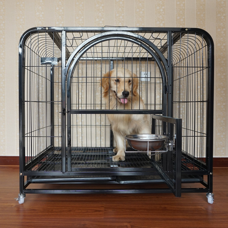 weld wire mesh dog cage puppy dog kennel xxl xxxl dog crate