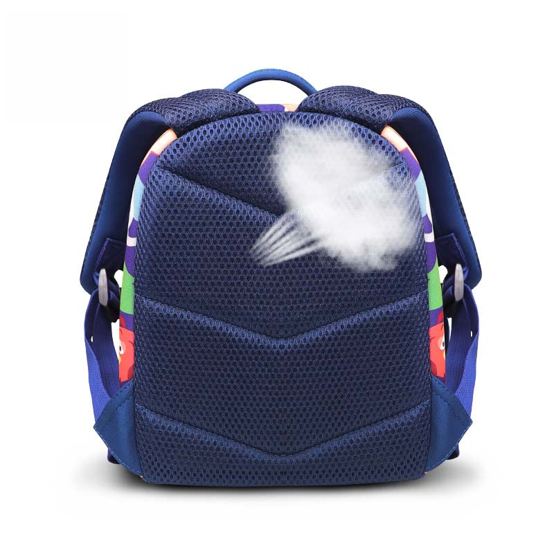 School Bag Outdoor Children Backpack Neoprene Waterproof Kids  Kid Bag Pack