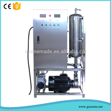 ozone generator for save cleaning water making for drinking and medicine manufacture