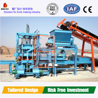 Low investment high profit hydraulic block machine manufacturer
