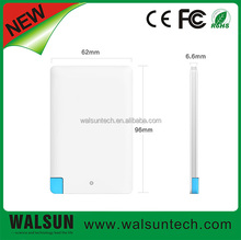 external portable power bank, ultra slim power bank for iPhone/ Samsung/ cell phone/ smart phone/ mobile phone