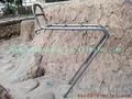 titanium bike front rack capacity 25kg front rack with sand blast finished