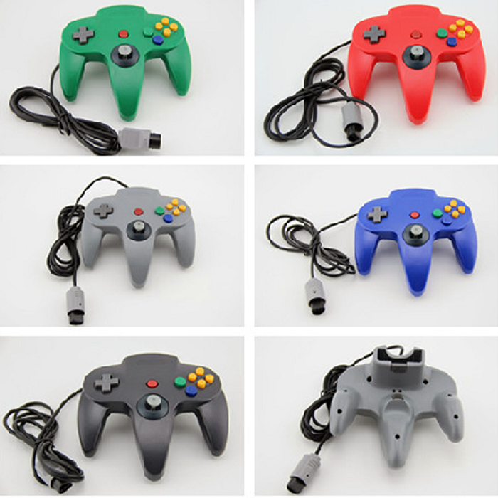 Classic Retro USB Wired <strong>Controller</strong> for Nintendo 64 N64 Joystick, usb <strong>controller</strong> gamepad n64