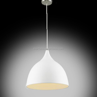 Hot sale modern decorative contemporary white pendant hanging ceiling light