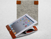 import woolen comfortable touch care for ipad air case for ipad mini case for ipad2/3/4/5