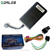 Manufacturer Easy hide gps tracker with engine shut off for vehicle car gps tracker