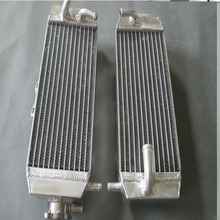 100% Aluminum Motorcycle Radiator for YZ250F '07-09