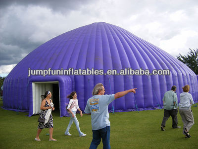 Large inflatable dome tent/outdoor events dome