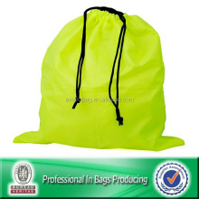 Custom Cheap Polyester Waterproof Promotional Drawstring Packaging Bag, Laundry Bag, Backpack Bag