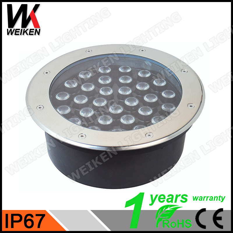 WEIKEN 2016 Hotcase product LED Underground Light Inground Lamp Path light in Square Garden