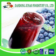 Fresh fruit Vitamins Nutritious instant bule berry juice can