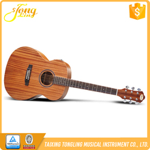 Mahogany Cheap korean acoustic guitar manufacturer