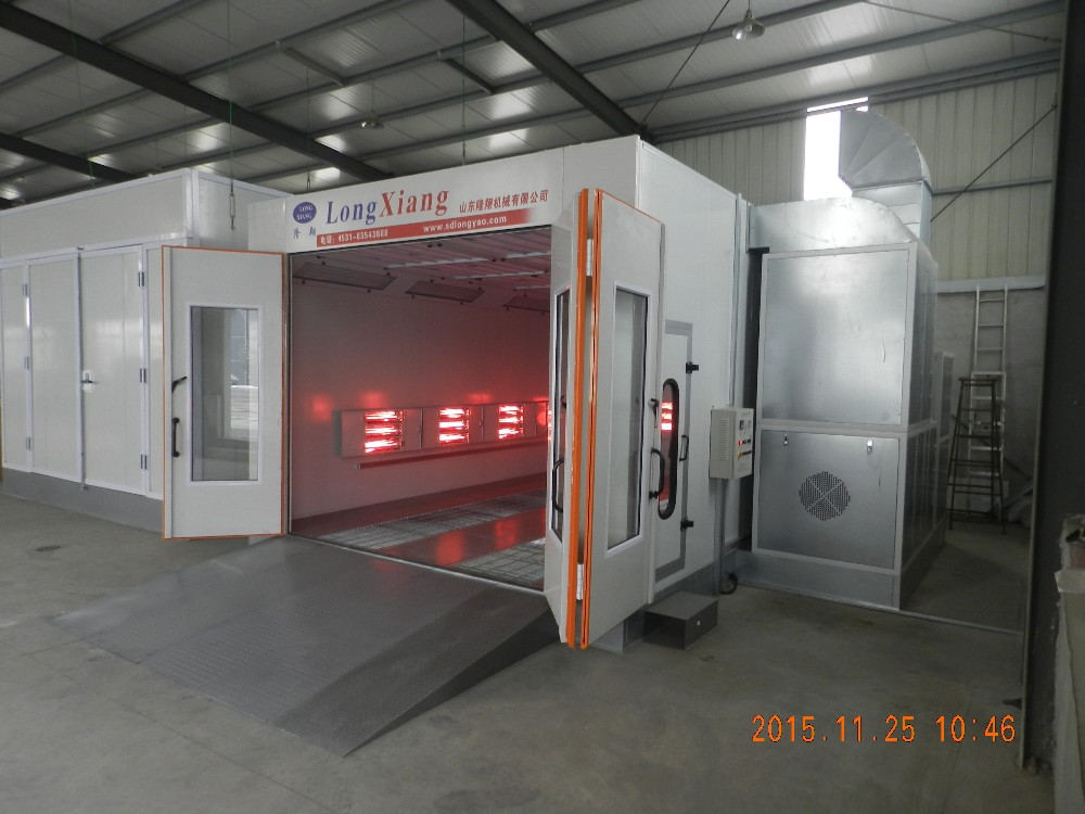 spray painting booth LY-8200