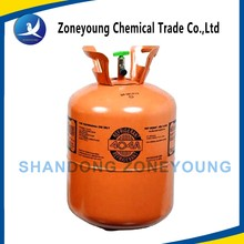 China brand environ- safe refrigerant gas R404a for air conditioner/refrigerantor/ice box/car
