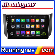 5.1 PURE Android Car DVD Player For Nissan sylphy/bluebird