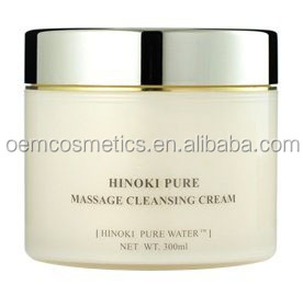 Hinoki Pure Massage Cleansing lifting Cream