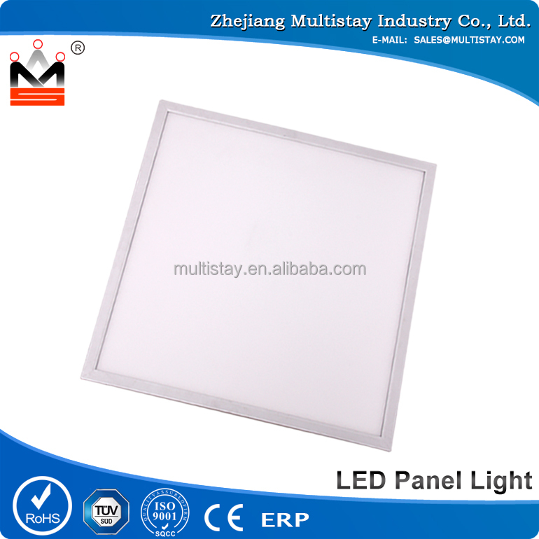 40W 600 600 LED Panel Light 3 Years Warranty CE ROHS TUV bright cree led recessed ceiling panel down light