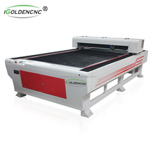 2017 hot sale cnc steel sheet metal co2 laser cutting machine with best price