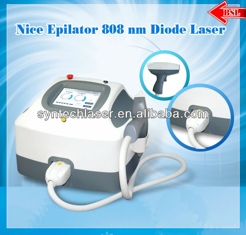 Good Result!!! Medice CE FDA Diode laser 808nm laser hair removal machine