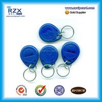 High quality ISO7815 125KHz RFID key tag for door access system