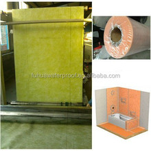 Waterproof Membrane Type damp proof couses building material