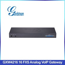 High cost-effective Grandstream GXW4216 online payment gateway