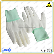 High Quality Antistatic Glove for cleaning room or industrial use
