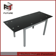 kitchen modern extending retractable dining room table