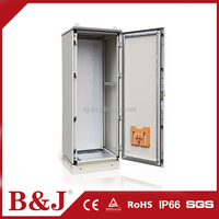 B&J High Quality IP55 Sheet Steel Material Assembled Knock-Down Distribution Cabinet