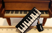 Top sell product pvc cartoon mini piano usb flash drive 8gb 16gb 32gb