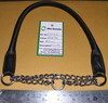 dog chain choke collar