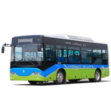 40 seaters monocoque body electric city bus