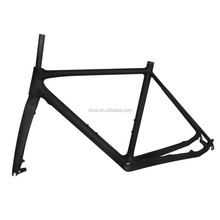 disc brake carbon cyclocross frame 31.6mm seat post cyclecross carbon frame UD-matt full internal cable cyclocross