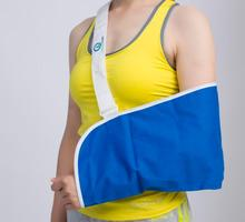 Breathable Comfortable Orthopedic Immobilizing Broken Arm Sling