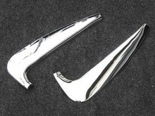 TRUCK WINDOW DOOR CHROME MOULDING TAIWAN MADE FOR MITSUBISHI FUSO CANTER 2002 ABS TRUCK BODY PART