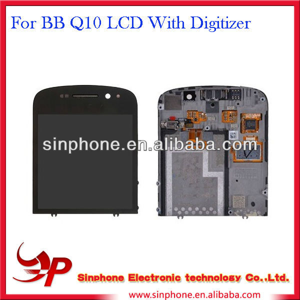 LCD Display For Blackberry BB Q10