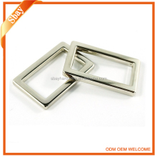 Wholesale different size metal bag hardware square ring