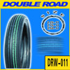 Natural rubber motorcycle tyre 250 - 18 for Kenya and Tanzania market
