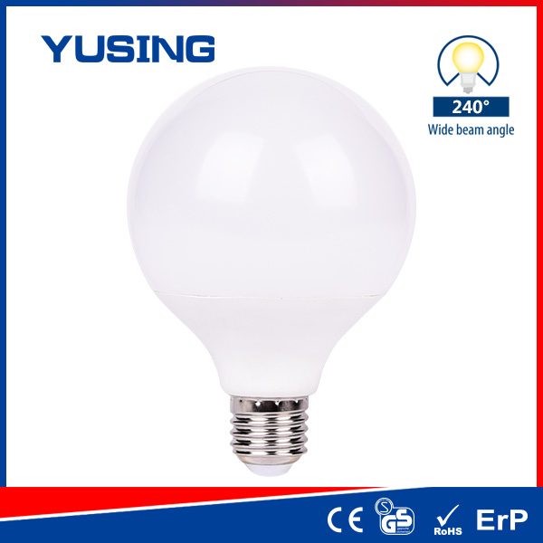 G95 G120 12W 15W 18W 20W Globe E27 LED Globe Light Bulbs